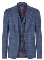 Vivienne Westwood Slim Fit Checked Jacket