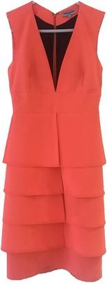 Opening Ceremony Orange Polyester Dresses