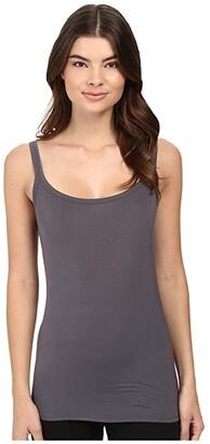 Jockey Elance(r) Supersoft Cami (Jet Grey) Women's Underwear