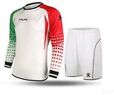 Kelme Football Goalkeeper Long-Sleeve Suit Soccer Jersey Set