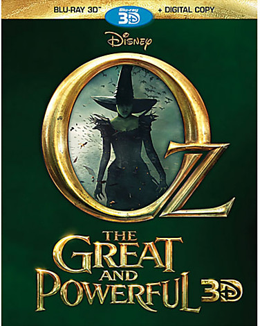 Disney Oz The Great and Powerful Blu-ray 3D