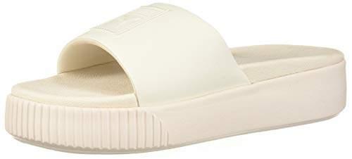 b8e612d297324 Women's Platform Slide Sandal