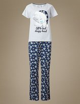 Tatty Teddy Printed Short Sleeve Pyjamas