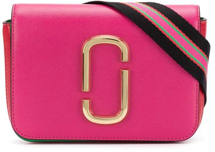 Marc Jacobs stripe detail belt bag