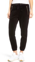 Juicy Couture Women's Silverlake Velour Track Pants