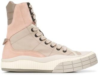 Chloé Clint hi-top sneakers