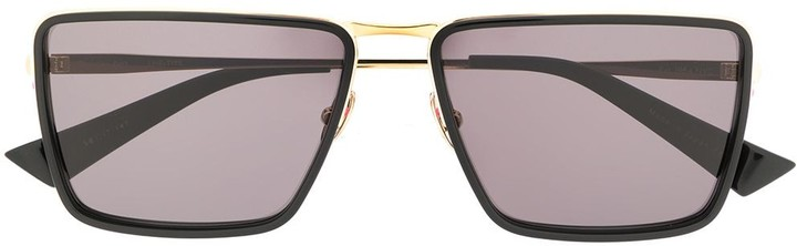 Christian Roth Eyewear oversized square frame sunglasses