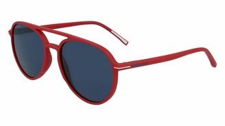 LACOSTE EYEWEAR Men's Unisex RED Sunglasses 5116