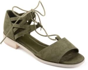 Journee Collection Women's Ingrid Sandals Women's Shoes