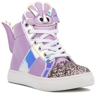 OLIVIA MILLER Shine Bright Girls' Sneakers