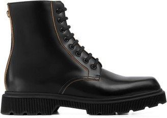 Gucci Men's boot with DoubleG