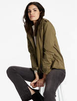 Lucky Brand Raw Edge Military Jacket