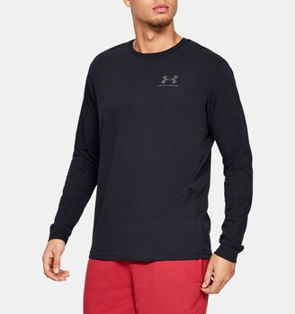 Under Armour Men's UA Sportstyle Left Chest Long Sleeve