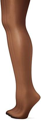 Pretty Polly Women's Curves Ladder Resist 3Pp 15 DEN Tights,XX-Large