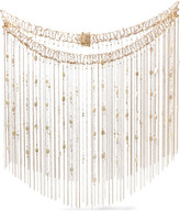 Rosantica Svevo Gold-tone Mother-of-pearl Body Chain - one size