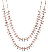 Lucky Brand Two-Tone Multi-Strand Necklace