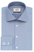 Thomas Pink Hawkins Texture Classic Fit Button Cuff Shirt