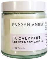 Farryn Amber Travel Mini Eucalyptus Candle