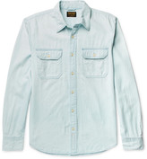 Jean Shop Kevin Brushed-Cotton Shirt