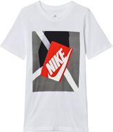 Nike White Shoe Box Graphic Tee