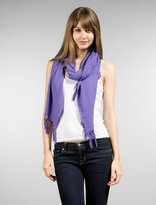 Love Quotes Wrap Scarf with Fringe
