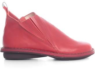 Trippen High Sandals W/elastic Side