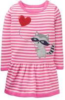Gymboree Raccoon Sweater Dress