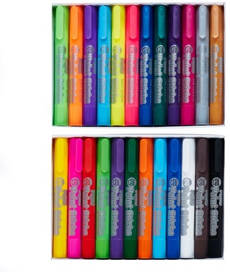 Little Brian Face Paint Sticks Assorted 24 Pack