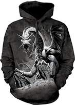 The Mountain Black Dragon Hoodie