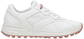 Hush Puppies California White Sneaker