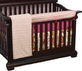 Cotton Tale Designs Front Crib Rail Cover Up Crib Bedding Set