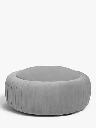 John Lewis & Partners Pleat Footstool