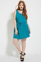 Forever 21 FOREVER 21+ Plus Size Drawstring Dress