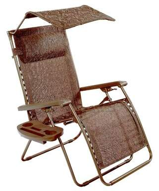 Zero Gravity Tristan Reclining/Folding Chair Red Barrel Studio