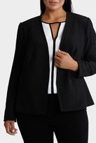 Black Item Jacket