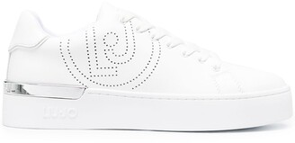Liu Jo Logo Low-Top Sneakers