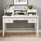 Crosley Furniture Adler Desk & Hutch 2-piece Set