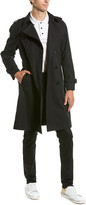 Thumbnail for your product : Celine Wool-Blend Trench Coat