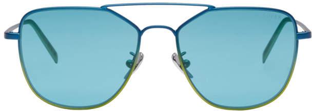 Super Blue I Visionari Edition Sunglasses