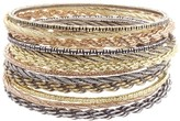 Kendra Scott Shallon Bangle Bracelet Set in Mixed Metals