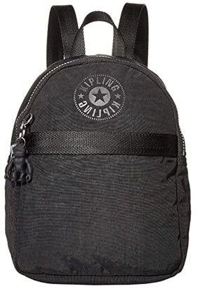 Kipling Imer Small Backpack (Black FC) Backpack Bags