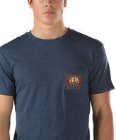 Vans Beamed Pocket T-Shirt