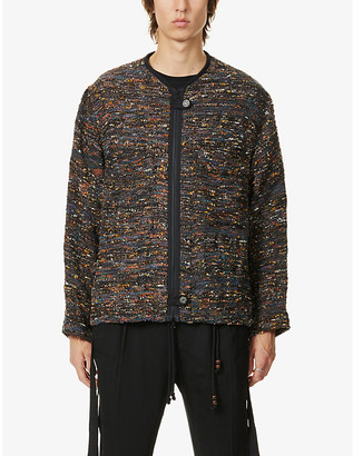 Song For The Mute Patch pocket woven jacket
