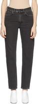 Acne Studios Black Boy Jeans