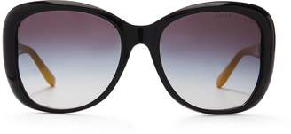 Ralph Lauren Oversized Square Sunglasses