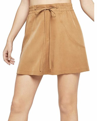 BCBGeneration Women's a-Line Utility Skirt