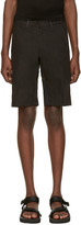 Arcteryx Veilance Black Apparat Shorts