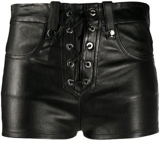 Manokhi Slim-Fit Biker Shorts