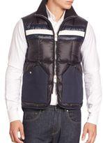 Bally Sleeveless Puffer Jacket