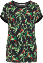 Studio Plus Size Jungle print top